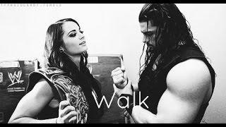 Roman Reigns & Paige - Walk