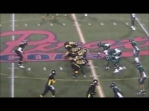 Toa Lobendahn 53 and the cerritos steelers Video