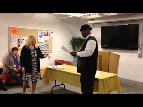 Lehigh Carbon Community College World Book Night Performance