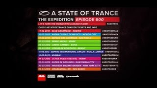 A State Of Trance 600: The Expedition (Official Trailer)