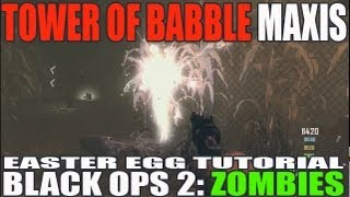 TRANZIT: (Maxis) Tower Of Babble Full Tutorial Strategy Guide! (Power Off Version)