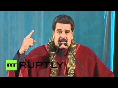 Bolivia: Maduro, Evo & Correa rally ahead of Paris' climate summit