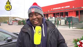 Standard Liege v Arsenal Match Preview Live From Belgium