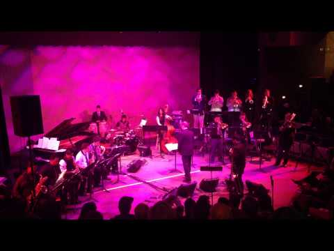 The Gentle Rain - Columbia Basin College Jazz Ensemble