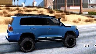 GTA San Andreas - Toyota Land Cruiser 200 2016 EnRoMovies