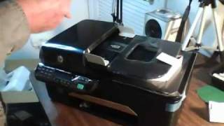 HP Officejet 4500 AIO Unboxing - Pt. I