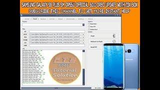 Samsung Galaxy S8 Plus SM G955U Official 8 0 Oreo Update With Z3x Box