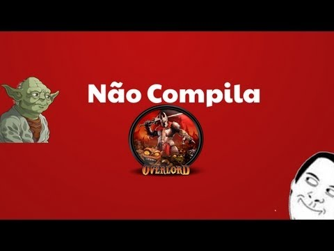 Gameplay Overlord com mestre yoda