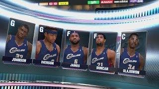 NBA 2K14 PS4 My Team - #1 Draft Picks