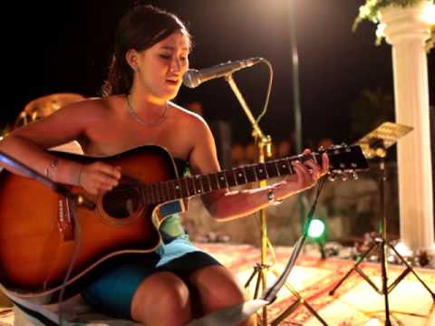 Chenda and Steen wedding song in Sihanouk ville