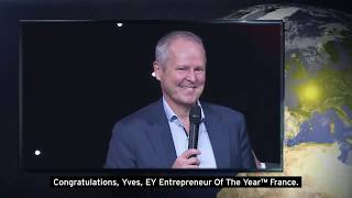 EY World Entrepreneur of The Year 2019 - Yves Guillemot, Ubisoft
