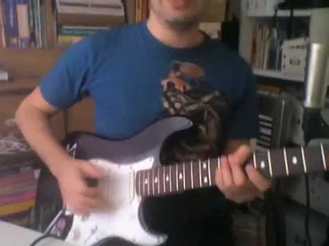 The Amazing 8-bit C64 Guitar !! (part 1)
