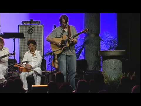 Carl Tosten Live Performance 1 - All Star Guitar Night - NAMM Summer 2011
