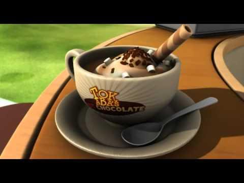 BoBoiBoy : Ochobot making Tok Aba's Cocoa