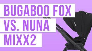 Bugaboo Fox 2018 vs. Nuna Mixx2 Stroller Comparison | Ratings, Reviews, Prices