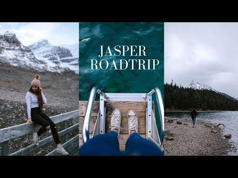 Jasper Road trip