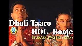 Dhol baaje - Hum Dil De Chuke Sanam  Dandiya Dance Performance  @ R.yan  BM Planet