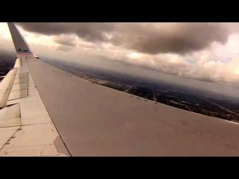 American Airlines 767 300 N337AN Takeoff from Miami International Airport