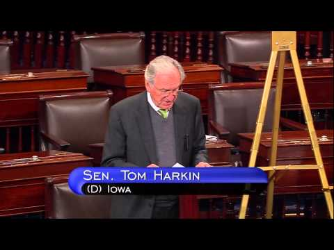 HARKIN: A Fair Minimum Wage Will Help Lift Millions Out of Poverty