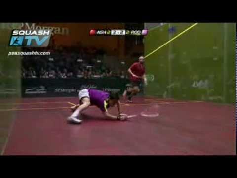 Squash : HotShots - Hisham Ashour - EP15