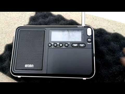 Kaito KA108 All India Radio 9445 kHz