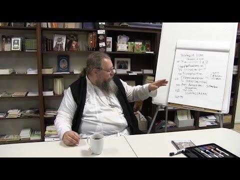08.11.14. Part VIII: Later Councils, by Metropolitan Jonah (Paffhausen)