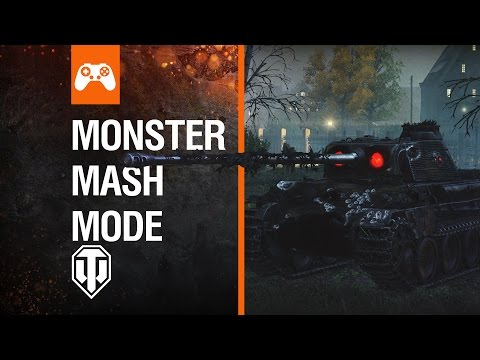 World of Tanks Console - Monsters Await!