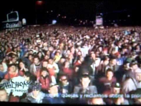 Canserbero - Es épico [Hip Hop al Parque 2012 Bogota - Colombia] 21/10/12