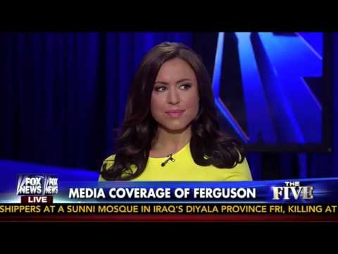 Andrea Tantaros: 'Eric Holder Runs the DOJ like the Black Panthers Would'