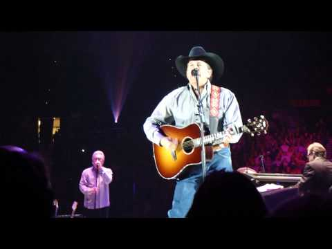George Strait live @ the MGM Grande-Wrapped-Las Vegas, NV 2011