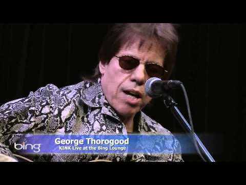 George Thorogood - Bo Diddley (Live in the Bing Lounge)
