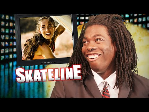 SKATELINE - Rodney Mullen, King Of The Road, Clint Walker VS. Elijah Berle & more