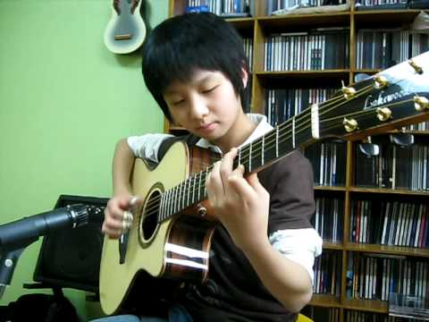 (Stevie Wonder) Superstition - Sungha Jung