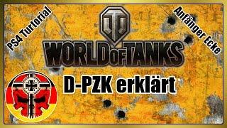 Skill & Perks   Tutorial 02   World of Tanks [PS4][Deutsch/German]