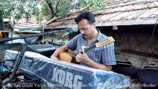 """Güçlü Ses Güçlü Yorum Mehmet Koparan'dan """"İki Keklik"""" Türküsü:Yazır Köyü-Çavdır=Burdur"""