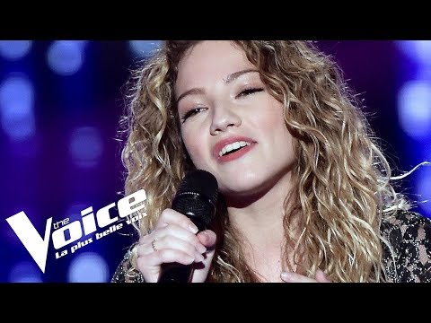 Pascal Obispo – Lucie | Rebecca | The Voice France 2018 | Blind Audition