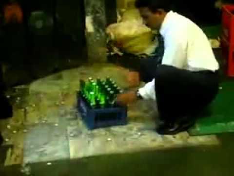 Camareros - Abridor de cervezas profesional