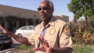 1st Amendment Audit, Santa Maria VA: Security Guard Gets Educated