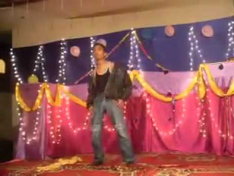 Jeene Ke Hain Chaar Din Dance Of Rizwan Khan video