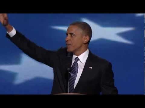 The 2012 Democratic National Convention Speeches: Obama, Biden, Michelle, Clinton, Kerry and more
