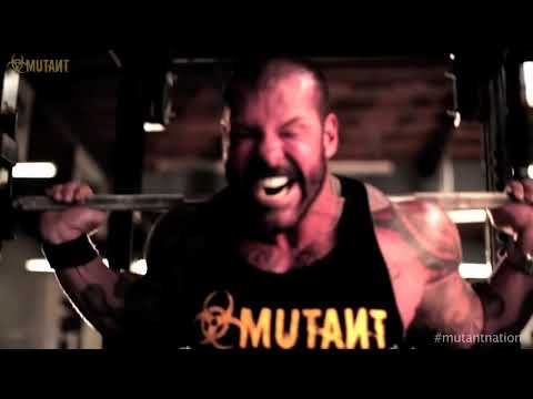 34 INCH LEGS? SQUAT WORKOUT - Rich Piana Image 1