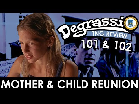 Mother And Child Reunion Review (Degrassi: The Next Generation Season 1 Episode 1)