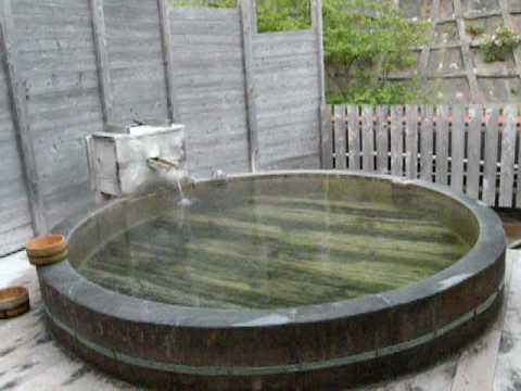 鳴子温泉 ホテル扇屋貸切露天風呂