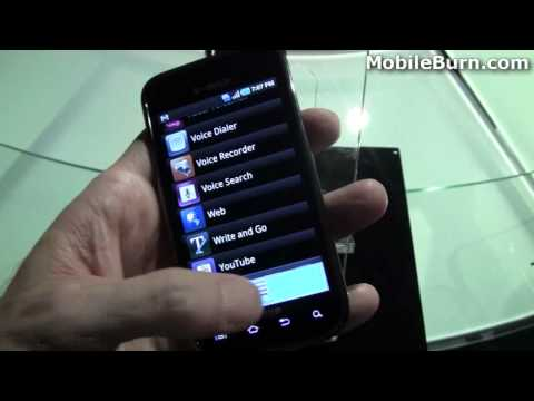Samsung Vibrant hands-on - T-Mobile's Galaxy S