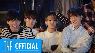 "Stray Kids ""I am YOU"" M/V Behind Video"