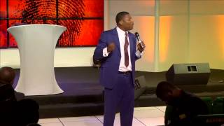 Pastor Gregory Toussaint | I Know Who I Am (I am a New creation) - Part 4  | Tabernacle of Glory