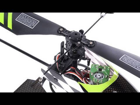 The Improved XHeli Exceed RC Falcon 40 Heli reviewed by NightFlyyer.
