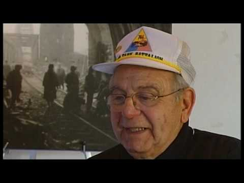 Ninth Infantry Vets Commemorate Remagen Bridge Crossing