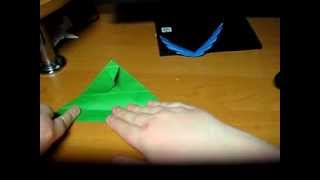 How To Fold Origami Wings By George Pobedinsky