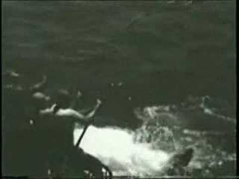 Tuna Fishing 1940's Pt2